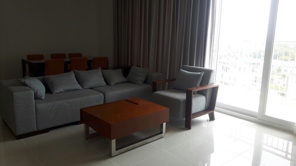 THREE BEDROOMS APARTMENT FOR RENT AT XI