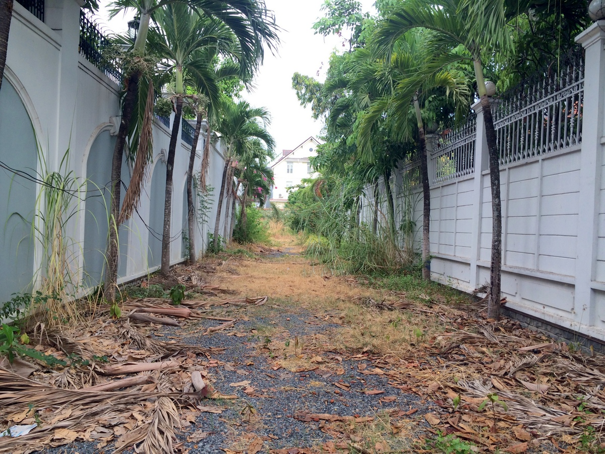 LAND FOR SALE IN THAO DIEN WARD, DISTRICT 2.