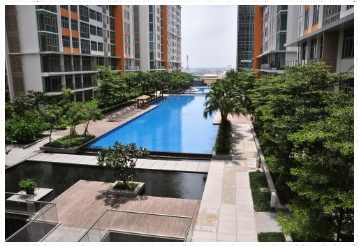 BEAUTIFUL APARTMENT FOR RENT AT THE VISTA AN PHU.