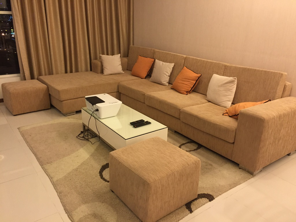 BEAUTIFUL 3 BEDROOMS APARTMENT FOR RENT AT THAO DIEN PEARL