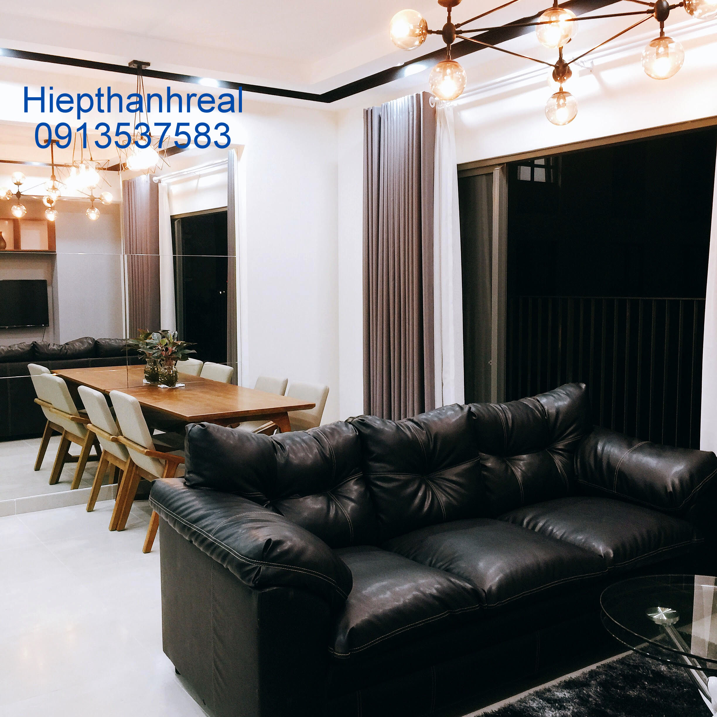 BEAUTIFUL MASTERI THAO DIEN APARTMENT FOR RENT