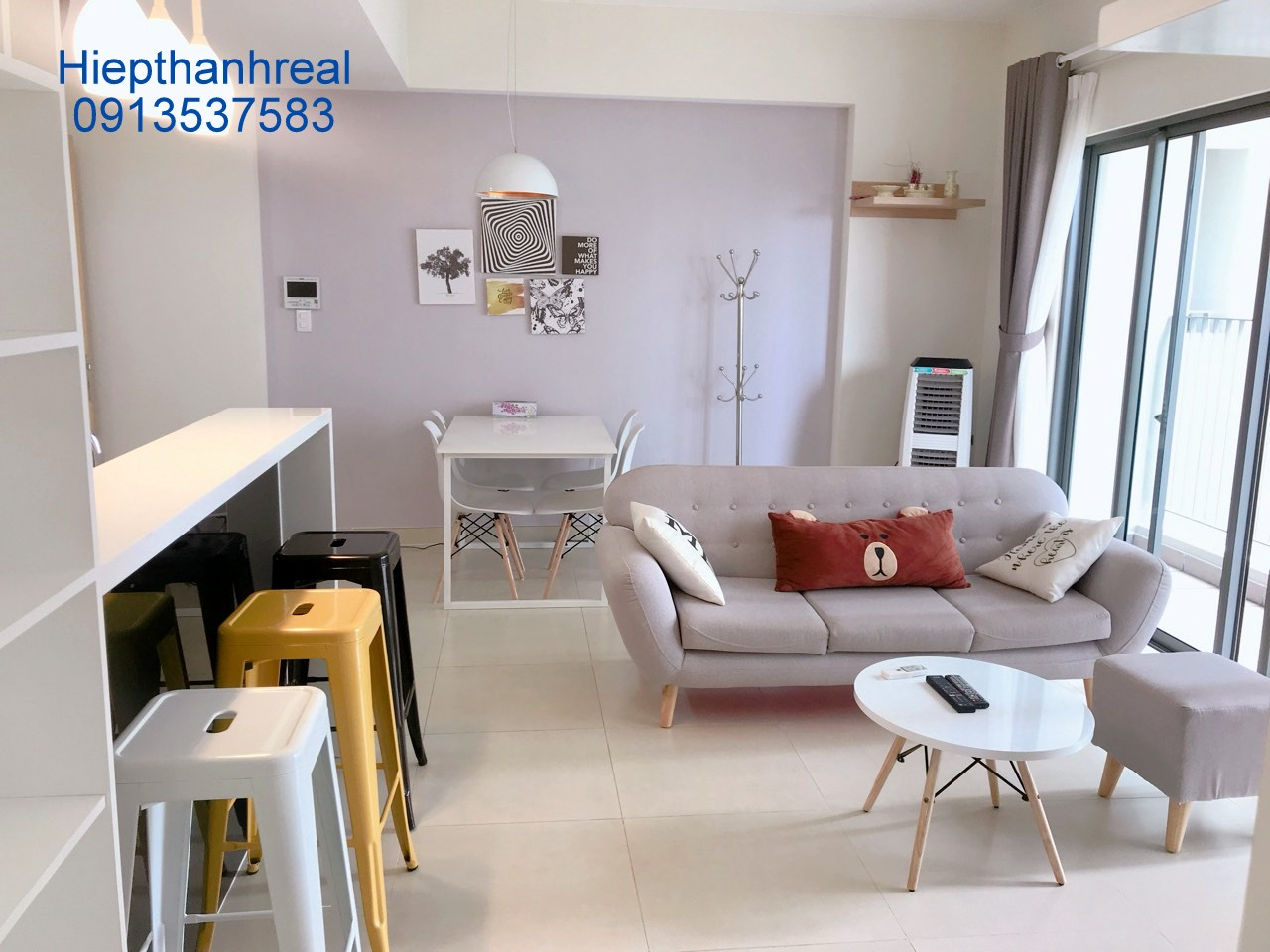 LOVELY MASTERI THAO DIEN APARTMENT FOR RENT