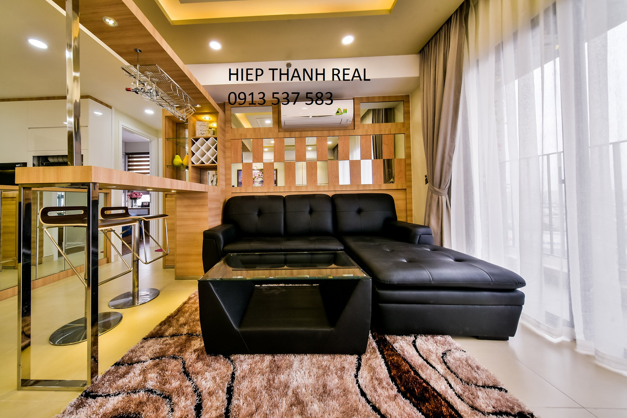 LUXURY MASTERI THAO DIEN APARTMENT FOR SALE