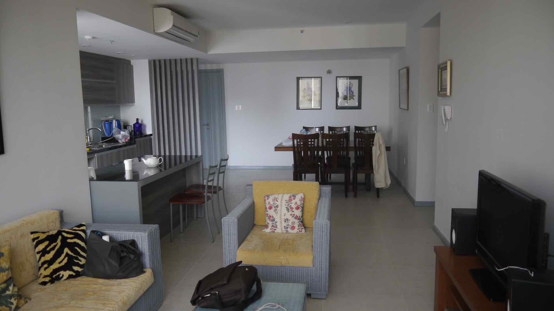 NICE 3 BEDROOMS TROPIC GARDEN APARTMENT FOR SALE