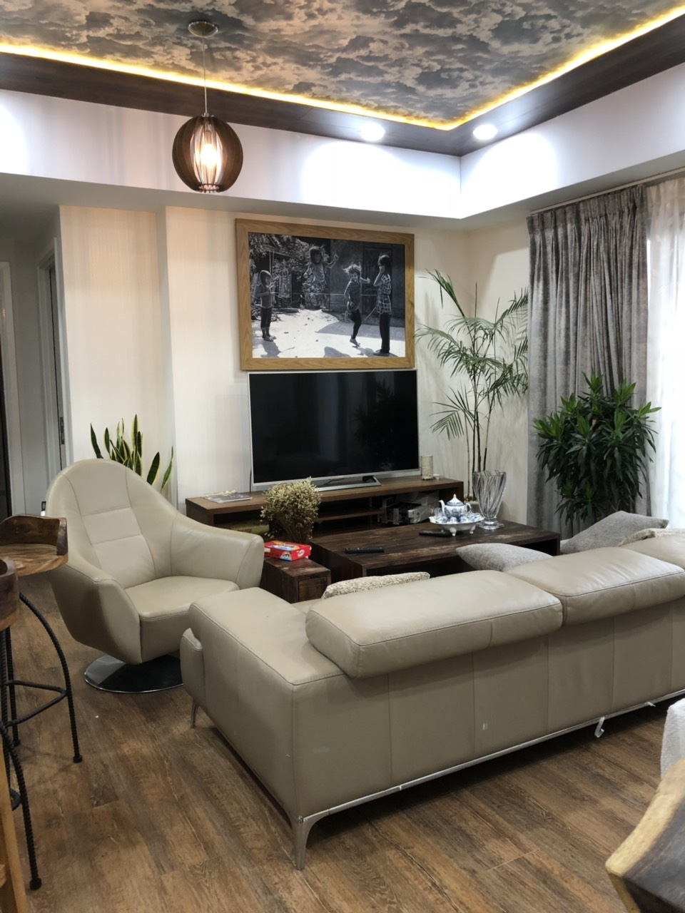 Nice Masteri Thao Dien apartment for rent 3 bedrooms 1600$!