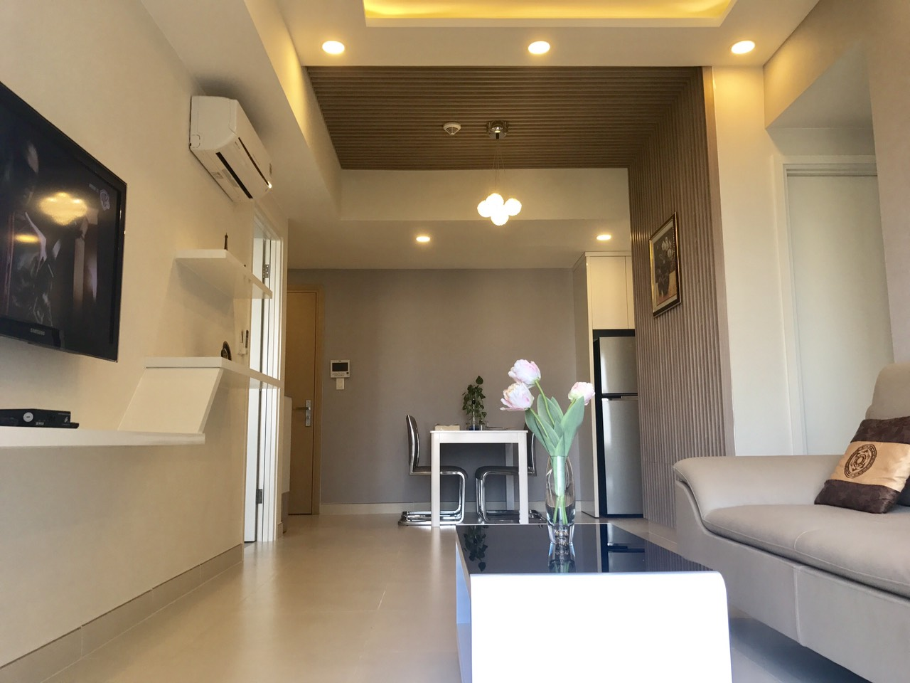 SALE: Masteri Thao Dien apartment ( bedrooms), fully furnished